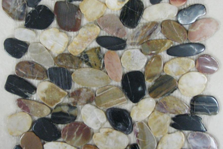 Мозаика каменная - Flat Mix Jack