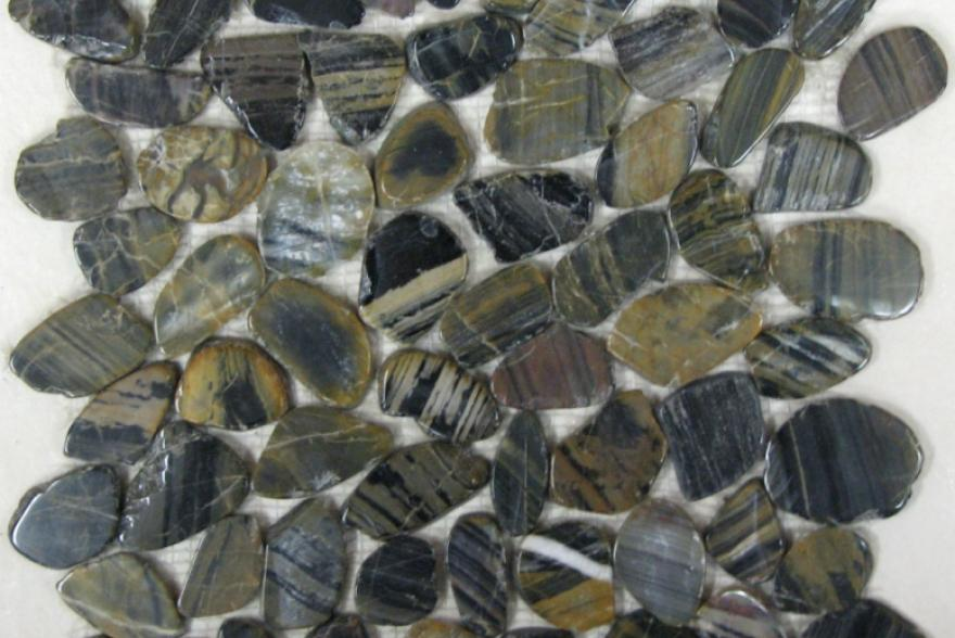 Мозаика каменная - Flat Tiger Jack