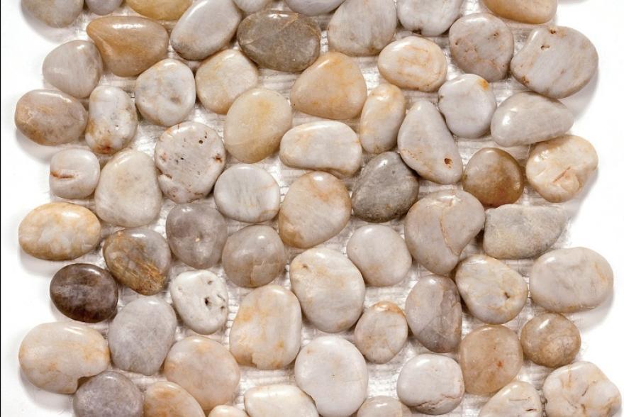 Мозаика каменная - White Jack